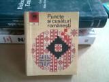Puncte si cusaturi romanesti - Mihaela Scinteianu