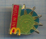 AX 530 INSIGNA -McDONALD'S NEW YORK