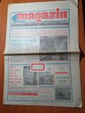 """magazin 18 martie 1989-articolul  """"pediatria azi"""""""