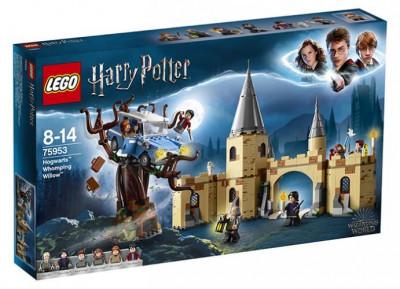 LEGO Harry Potter - Salcia Batausa de la Hogwarts 75953 foto