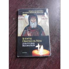 SFANTUL DIMITRIE CEL NOU, OCROTITORUL BUCURESTIULUI - SILVIAN THEODORESCU