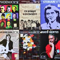 Phoenix, Celelalte Cuvinte, Pitis, Aldea, Vintila, Bertzi (set 11 CD)