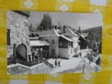 CP Paltinis -vedere din statiune- circulata 1963