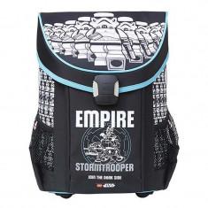 Ghiozdan scoala Easy, LEGO Core Line - Star Wars Stormtrooper