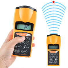Ruleta laser CP-3007 cu ultrasunete