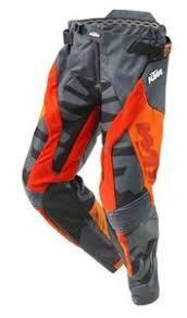 Pantaloni motocross KTM Racetech portocaliu-gri 40 Cod Produs: MX_NEW 3PW1722307KT foto