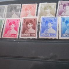 1928/9  LP 77 UZUALE REGELE MIHAI