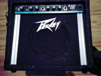 Peavey RAGE amplificator chitara foto