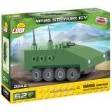 Cumpara ieftin Set de construit Cobi, Small Army, MTI26 Stryker ICV Nano Tanc (62 pcs)