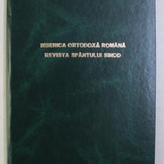 BISERICA ORTODOXA ROMANA . REVISTA SFANTULUI SINOD . SERIA III ANUL XLVIII NR. 6 , IUNIE 1930