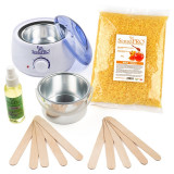 Kit Epilare Ceara Traditionala Granule SensoPRO Italia Honey