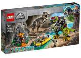 Cumpara ieftin LEGO Jurassic World - Lupta T-Rex contra Dino-Mech 75938