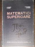 Matematici superioare-I.Stamate, V.Turcu, P.Boldescu, G.Vraciu