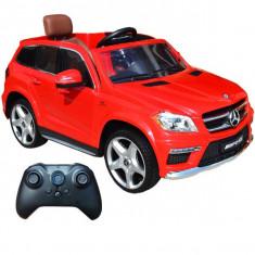 Masina cu acumulator si telecomanda Mercedes-Benz GL63 AMG