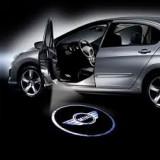 Holograme proiectoare led lumini ghost shadow BMW logo led MINI COOPER