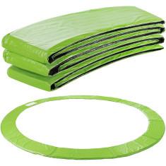 Acoperire cu margine de trambulina 396 cm verde