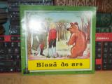 GRIMM - BLANA DE URS , ILUSTRATII ANA MARIA GRADINARU , 1991