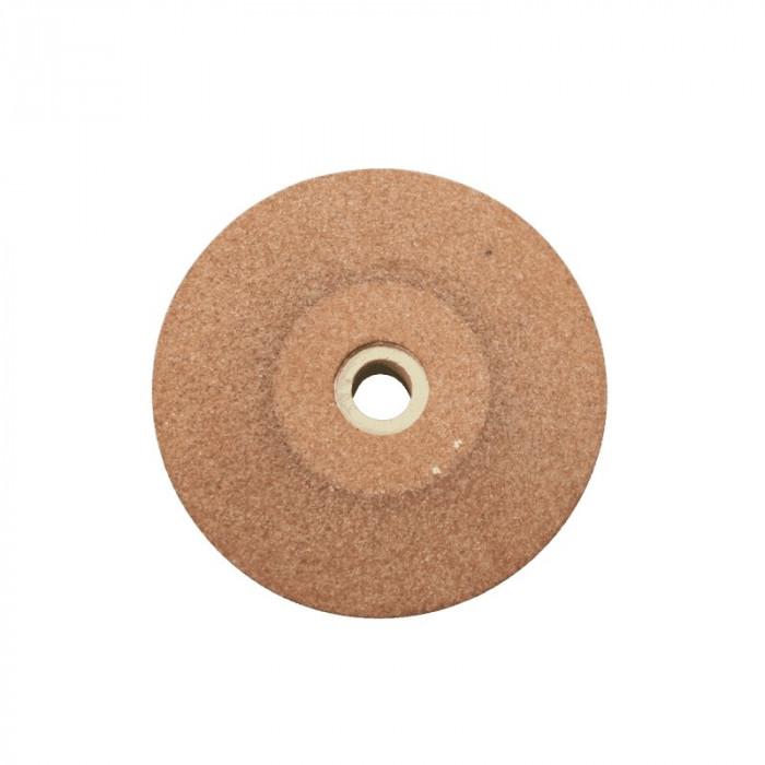 Piatra de slefuit pentru polizor HG34 Scheppach SCH7903100701, O75 mm