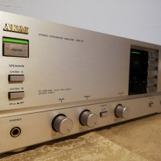 Amplificator Stereo AKAI AM-32 - Vintage/made in JAPAN/stare perfecta