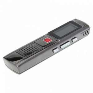 Microfon Spion Reportofon Profesional iUni SpyMic REP02, 8Gb, MP3 Player