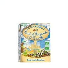 Lapte De Migdale Bio cu Vanilie La Mandorle 200ml Cod: 3760030725133