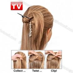 Set accesorii de prins parul Twist n Clip
