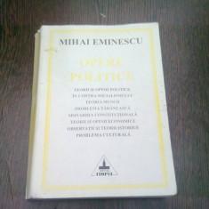 OPERE POLITICE - MIHAI EMINESCU VOL.II