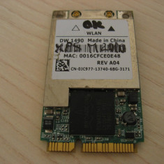 Placa wireless laptop Dell XPS M2010, DW 1490, 0JC977, BCM94311MCAG, T60H937.00