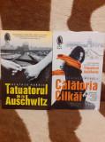 TATUATORUL DE LA AUSCHWITZ/CALATORIA CILKAI-HEATHER MORRIS (2 VOL)