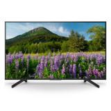 """Smart TV Sony KD43XF7096 43"""" Ultra HD 4K WIFI Negru"""
