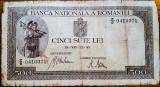 Bani Vechi de Colectie - CINCI SUTE LEI, 500 Lei