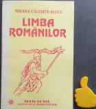 Limba romanilor Mioara Calusita-Alecu
