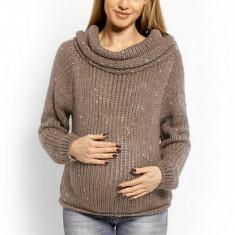 Maternitate pulover model 113222 PeeKaBoo