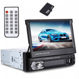 Navigatie Auto Android, Radio Player Mp5 GPS, 7 inch, 1DIN, usb aux sdcard