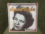 Ioana radu romante si cantece populare box set 3 lp triplu disc vinyl muzica, VINIL, electrecord