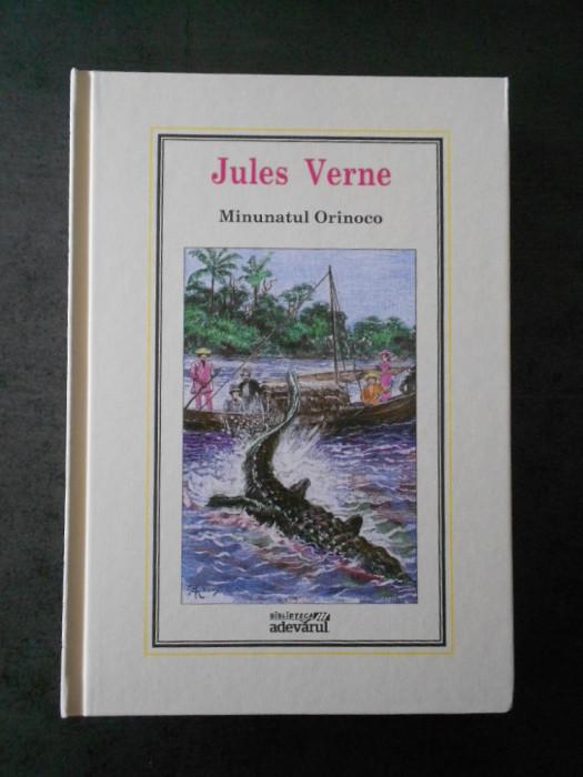 JULES VERNE - MINUNATUL ORINOCO (Adevarul, nr. 22)