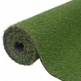 Gazon artificial, verde, 1,5 x 5 m/20 mm