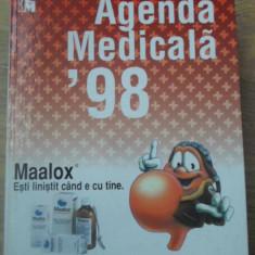 AGENDA MEDICALA 98 - COLECTIV