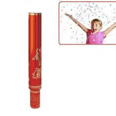 Tun cu Confetti pentru Evenimente Party Popper 50cm
