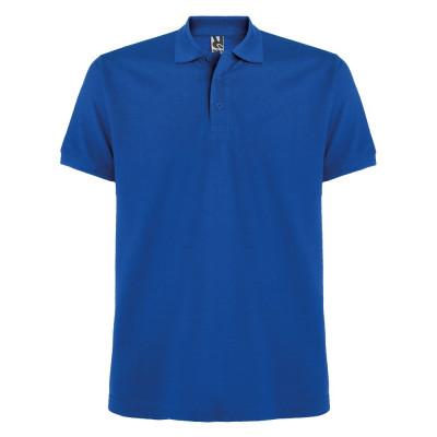 Tricou polo bartati Estrella Men Polo Shirt royal blue PO6615ROYAL foto