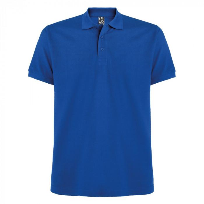 Tricou polo bartati Estrella Men Polo Shirt royal blue PO6615ROYAL
