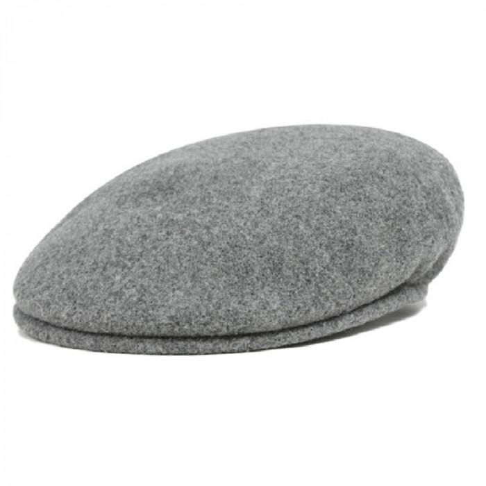 Basca Kangol Wool 504 Gri (S,M,L,XL) - Cod 904934