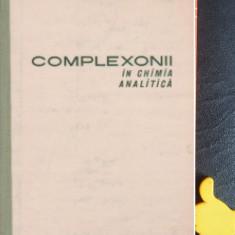 Complexonii in chimia analitica Rudolf Pribil