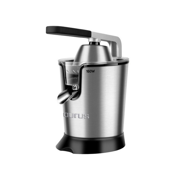 Storcator de citrice Taurus Easy Press 160 0.l65 litri Inox