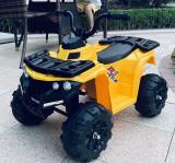 Atv electric 6V Nichiduta Racer 1 Yellow