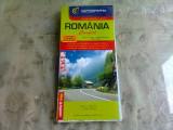 ROMANIA COMFORT - HARTA RUTIERA