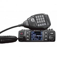 Aproape nou: Statie radio VHF/UHF CRT MICRON UV dual band 136-174Mhz - 400-470Mhz
