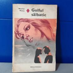 Nicolae Motoc - Golful salbatic