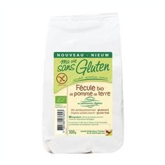 Amidon Bio din Cartofi Ma Vie Sans Gluten 500gr Cod: 3380380076053