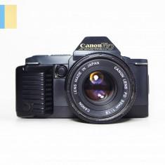 Canon T70 cu obiectiv Canon FD 50mm f/1.8